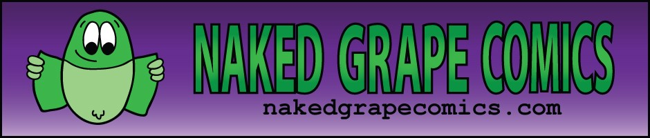Naked Grape Comics